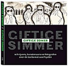 Boek Cover Giftige simmer Giftige zomer