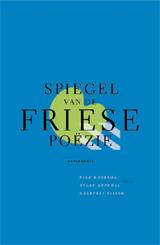 Boek Cover Spiegel van de Friese poëzie