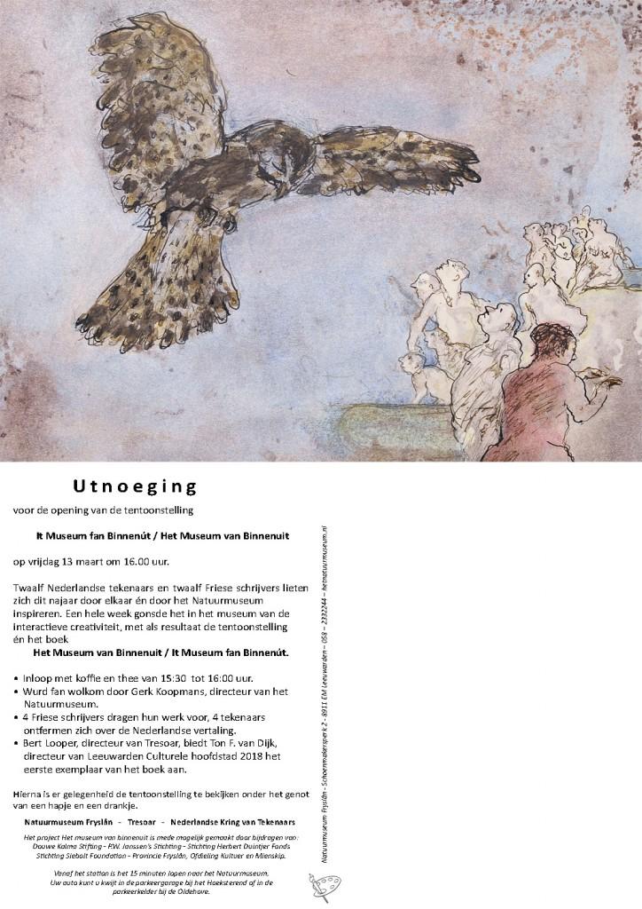 uitnodiging Museum van Binnenuit 13 maart - 26 april 2015