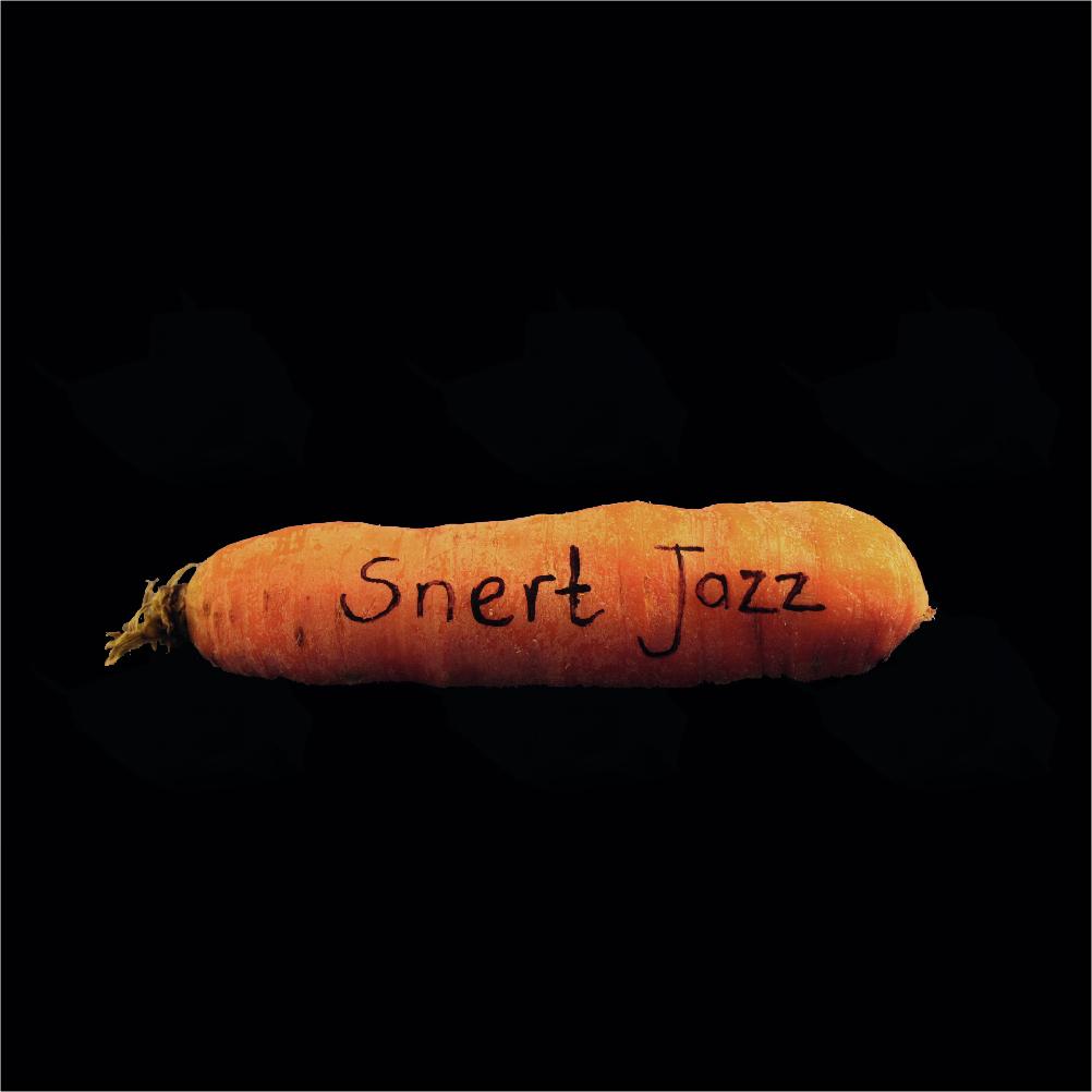 Boek Cover Snert Jazz (2019)