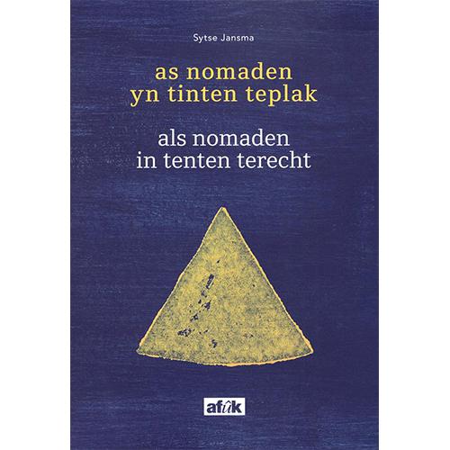 Boek Cover As nomaden yn tinten teplak