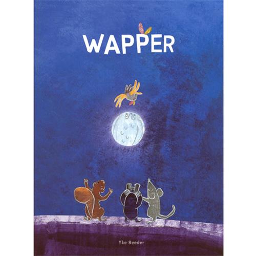 Boek Cover Wapper